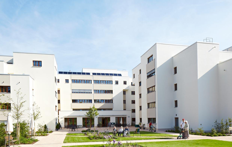 Das Pflegeheim mit Herzlichkeit und Fachverstand in Frankfurt-Oberrad