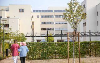 Pflege Goldbergweg - Impressionen