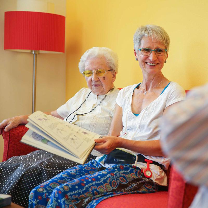 Pflege Goldbergweg - Pflege & Betreuung